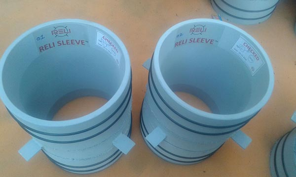 Epoxy Coated Pipe Sleeve